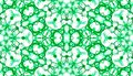 Green seamless pattern. Astonishing delicate soap Royalty Free Stock Photo