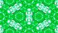 Green seamless pattern. Astonishing delicate soap Royalty Free Stock Photo