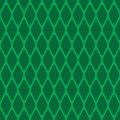Green seamless rhomb Stock Photo