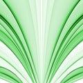 Green silk Royalty Free Stock Photos