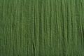 Green silky
