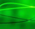 Green Simple Glossy Background Stock Photography