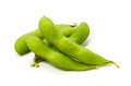 Green soy bean Royalty Free Stock Images