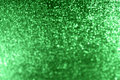 Green Sparkle Background Royalty Free Stock Photo