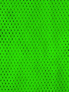 Green sports jersey mesh background Royalty Free Stock Images