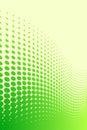 Green Spot Pattern Royalty Free Stock Photo