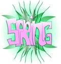 Green Spring Graffiti