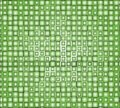 Green squares Royalty Free Stock Photo
