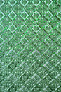 Green Of Stained Glass Texture...