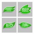 Green Sticker Eco Friendly, Bi...