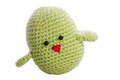 Green Stuffed Animal Chick