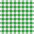 Green tablecloth Royalty Free Stock Photography