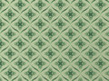 Green tapestry Royalty Free Stock Image