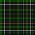 Green Tartan Seamless Pattern Royalty Free Stock Photos