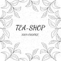 Green tea, shop
