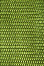 Green texture of fabric Royalty Free Stock Photography
