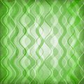 Green  texture with waves Stock Image