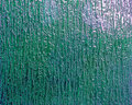 Green Textured Glass Royalty Free Stock Photo