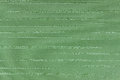 Green thai fabric patter traditional pattern as background Royalty Free Stock Photography