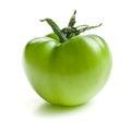 Green tomato Royalty Free Stock Photo