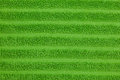 Green towel background Royalty Free Stock Image