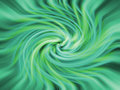 Green twirl background Royalty Free Stock Photo