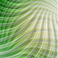 Green vector abstract background and lines Royalty Free Stock Photos