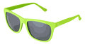 Green vector sunglass silver Royalty Free Stock Image