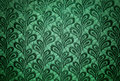 Green vintage fabric texture Stock Photos