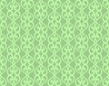 Green vintage forged lacing seamless pattern editable Stock Photos