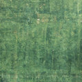 Green walls paint background with stripe pattern Royalty Free Stock Image