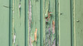 Green weathered paint Royalty Free Stock Image