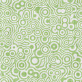 Green White Op Art Seamless Stock Photo