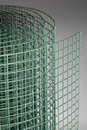 Green Wire Mesh Royalty Free Stock Photography
