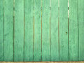 Green wood fence outdoors photography of wooden Stock Photos