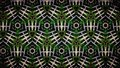 Green wood garden Pattern wallpaper Abstract Royalty Free Stock Photo