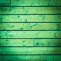 The green wood texture with natural patterns background Royalty Free Stock Photography
