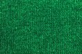 Green woolen pattern close up of a detail of a sweater Stock Images
