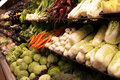 Greengrocery Stock Image