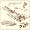 Greengrocery Stock Images