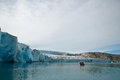 Greenland Glacier Royalty Free Stock Photography
