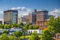 Greenville, South Carolina Stock Image
