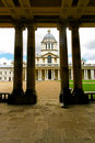 Greenwich chapel Royalty Free Stock Photography