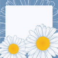 Greeting card. Stock Image