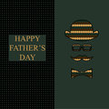 Greeting card.Father`s day