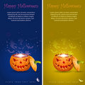 Greeting Card Halloween Stock Photos