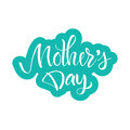Greeting card with Mother`s Day