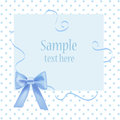 Greeting card with place for your text vector Royalty Free Stock Photos