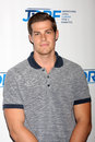 Greg Finley arrives at the JDRF's 9th Annual Gala Royalty Free Stock Photo