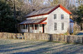 Gregg Cable House, Great Smoky Mountains Royalty Free Stock Photo